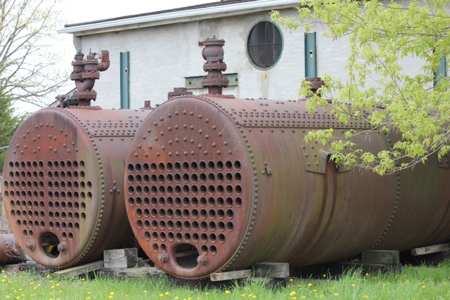 The Long Reign of Steam Power at Fairbank Oil